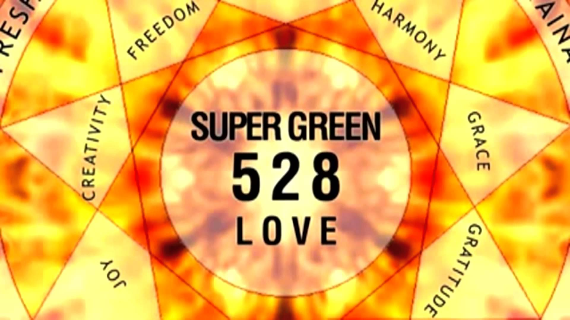 528 love frequency